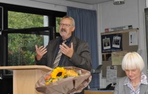 Detlef von Lührte (Leiter der Abteilung Bildung bei der Senatorin für Bildung und Wissenschaft)
