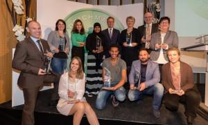 Die Gewinner des DEICHMANN-Förderpreises