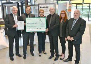 DEICHMANN-Förderpreis für Integration im Saarland